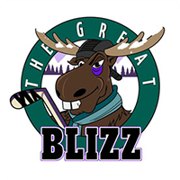 The Great Blizz Logo